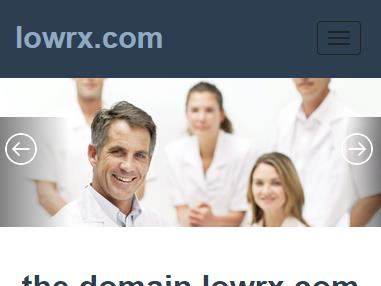 LowRx.com